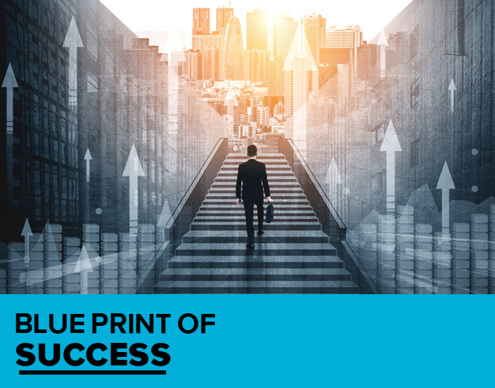 Blue Print Of Success