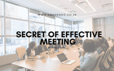 Effective meeting, Productive meeting