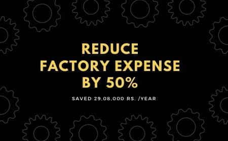 reduce factory expense