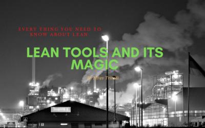 Lean management, Lean tools, lean manufacturing, Lean method