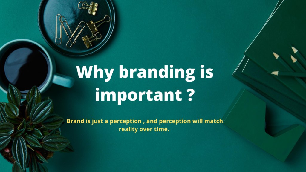Brand building , Brand stratagies, importance of branding